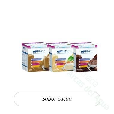 OPTIFAST BATIDO 54 G 9 SOBRES CACAO
