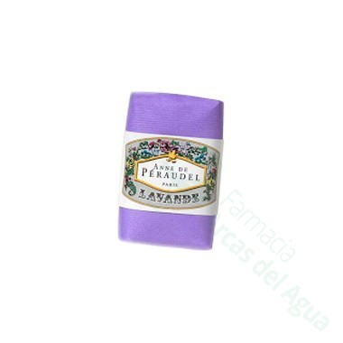 JABON PERFUME LAVANDA ANNE DE PERAUDEL KLORANE 100 G