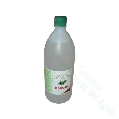 APOSAN ALCOHOL DE ROMERO 1000 ML
