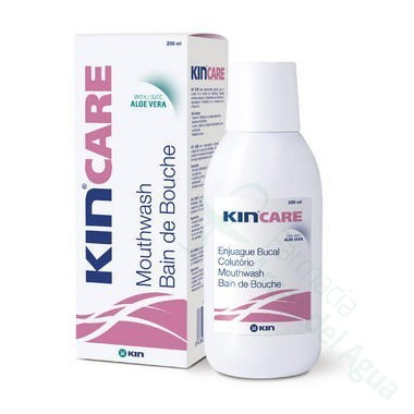 KIN CARE ENJUAGUE BUCAL 250 ML