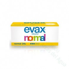 PROTECTORES EVAX COTTONLIKE PROTEGE SLIP NORMAL 24 PROTEGE-SLIP