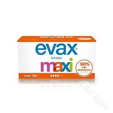 PROTECTORES EVAX COTTONLIKE PROTEGE SLIP MAXI 40 PROTEGE-SLIP