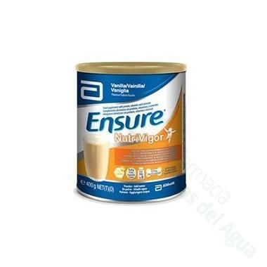 ENSURE NUTRIVIGOR 850 G LATA VAINILLA