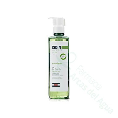 EVERCLEAN ISDIN OIL FREE SKIN GEL CREMA ULTRAMATIFICANTE 50 ML