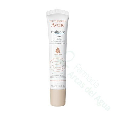 AVENE HYDRANCE OPTIMALE PERFECCIONADORA DEL TONO LIGERA SPF 30 40 ML