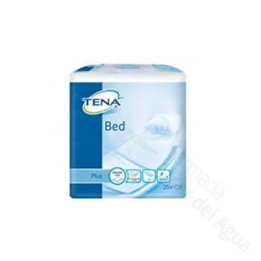 PROTECTOR DE CAMA TENA BED PLUS 60 X 90 35 U