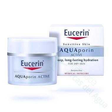 EUCERIN AQUAPORIN ACTIVE CREMA HIDRATANTE P SECA 50 ML