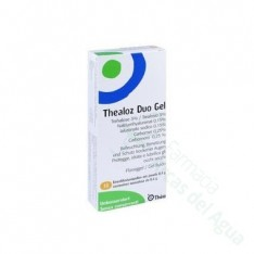 THEALOZ DUO GEL ESTERIL UNIDOSIS 0.4 ML 30 UNIDOSIS