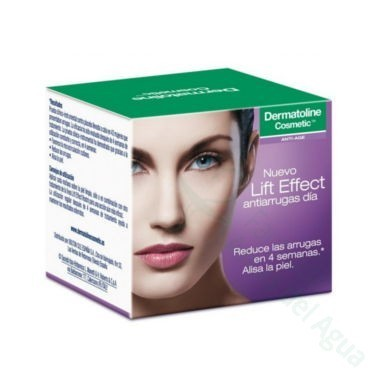 DERMATOLINE COSMETIC LIFT EFFECT ANTIARRUGAS DIA 50 ML