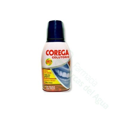 COREGA ENJUAGUE BUCAL 300 ML