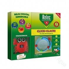 RELEC PULSERA CLICK CANGREJO