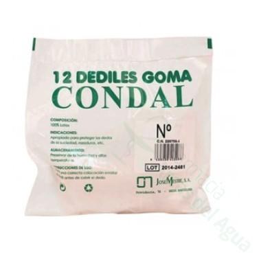 DEDIL CONDAL GOMA N- 4 12 U