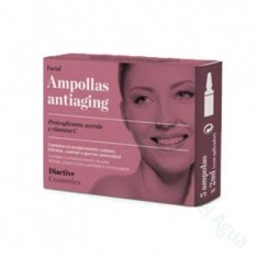 DIACTIVE COSMETICS AMPOLLAS ANTIAGING FACIAL 2 ML 5 AMPOLLAS