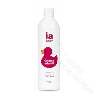 IA BABY COLONIA INFANTIL INTERAPOTHEK 750 ML