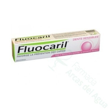 FLUOCARIL DIENTES SENSIBLES 75 ML