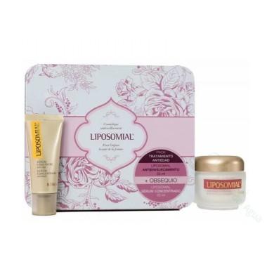 PACK LIPOSOMIAL + 3 LOTALIA (liposomial antienvejecimiento + 30 ml serum )