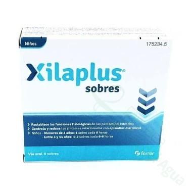 XILAPLUS 8 SOBRES