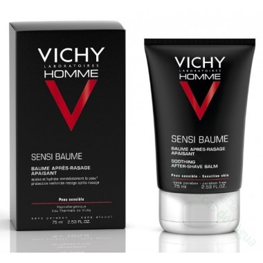 VICHY HOMME BALSAMO SUAVE AFTER SAVE