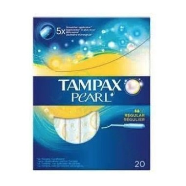TAMPAX PEARL REGULAR 20 U
