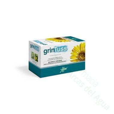 GRINTUSS TISANA 20 FILTROS