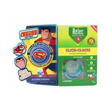 RELEC PUL+STICK SUPERMAN