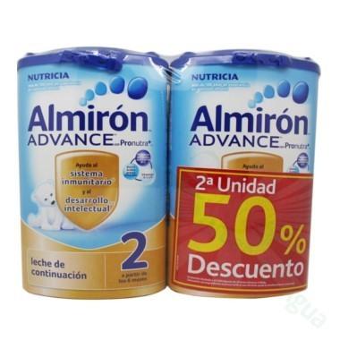 ALMIRON 2 AR PACK 800 G