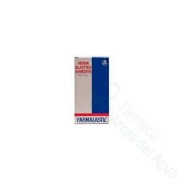 VENDA ELASTICA ADHESIVA FARMALASTIC 4,5 X 10