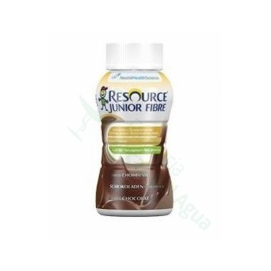 RESOURCE JUNIOR 200 ML 24 BOT CHOCOLATE