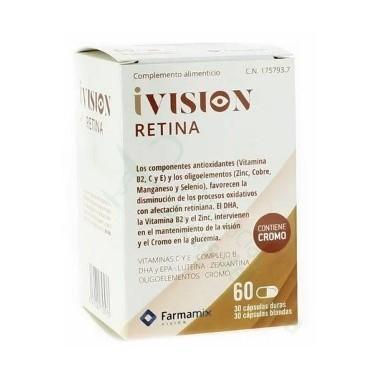 IVISION RETINA 60 CAPS