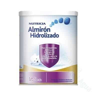 ALMIRON HIDROLIZADO (ALMIRON PEPTINAUT ALLERGY) 400 G 1 BOTE NEUTRO