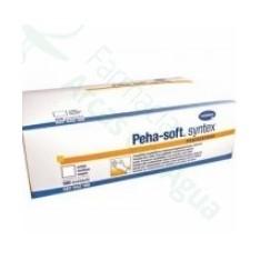 GUANTES VINILO PEHA-SOFT VINYL T- PEQ 100 U