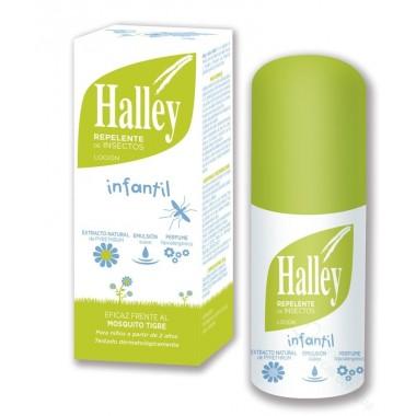 HALLEY LOCION INFANTIL REPELENTE 100 ML