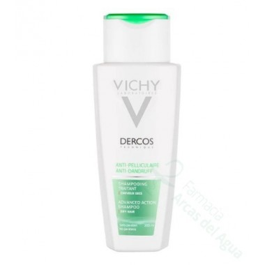 VICHY DERCOS TECHNIQUE ANTICASPA SECA 200 ML