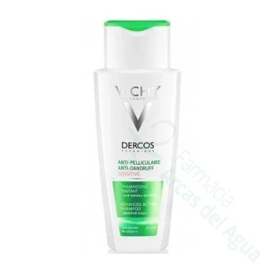 VICHY DERCOS TECHNIQUE ANTICASPA GRASA 2OO ML