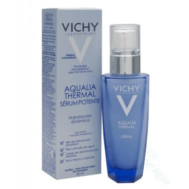 VICHY AQUALIA THERMAL SERUM CONCENTRADO HIDRATACION ESENCIAL CONTINUA 30 ML