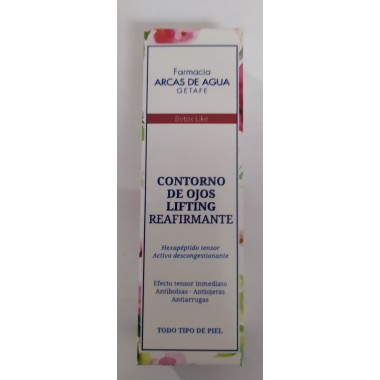 CONTORNO DE OJOS LIFTING 15 ML